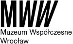 Logo: Muzeum Współczesne Wrocław
