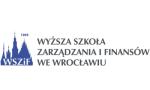 Logo: Wyższa Szkoła Zarządzania i Finansów WSZiF - Wrocław
