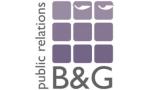 Logo: B&G Public Relations
