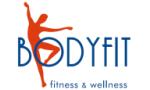 Logo:  Bodyfit Wellness Club