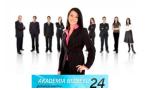 Logo: Akademia Biznesu