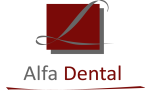 Logo: NZOZ ALFA-DENTAL