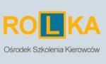 Logo: Ośrodek Szkolenia Kierowców Rolka - Wrocław