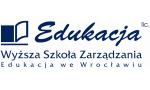 """Logo: Wyższa Szkoła Zarządzania """"Edukacja"""" - Wrocław"""