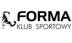 Logo: Forma siłownia, aerobik
