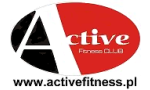 Logo: Active Fitness Club - Wrocław