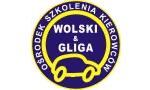 Logo: Ośrodek Szkolenia Kierowców Wolski & Gliga - Wrocław