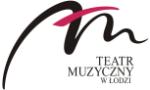 Logo: Teatr Muzyczny - Łódź
