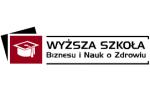 Logo: Wyższa Szkoła Biznesu i Nauk O Zdrowiu - Łódź