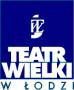 Logo: Teatr Wielki - Łódź