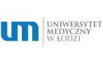 Logo: Uniwersytet Medyczny - Łódź