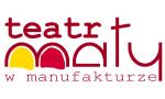 Logo: Teatr Mały w Manufakturze - Łódź