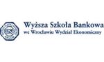 Logo: Wyższa Szkoła Bankowa we Wrocławiu Wydział Ekonomiczny w Opolu - Opole