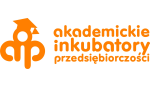 Logo: Akademicki Inkubator Przedsiębiorczości w Kielcach