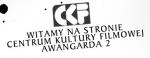 Logo: Awangarda.Centrum Kultury Filmowej - Olsztyn
