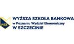 Logo: Wyższa Szkoła Bankowa w Poznaniu Wydział Ekonomiczny w Szczecinie - Szczecin