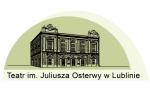 Logo: Teatr im. Juliusza Osterwy - Lublin