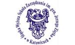 Logo: Śląska Wyższa Szkoła Zarządzania im. gen. Jerzego Ziętka w Katowicach - Katowice