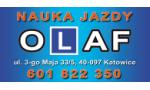 Logo: Ośrodek Szkolenie Kierowców Olaf - Katowice
