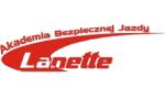 Logo: Akademia Bezpiecznej Jazdy Lanette