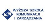 Logo: Wyższa Szkoła Komunikacji i Zarządzania - Poznań