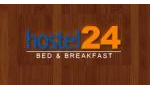 Logo: hostel24 Bed & Breakfast - Bydgoszcz
