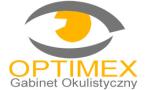 Logo: Gabinet Okulistyczny OPTIMEX Soczewki Kontaktowe - Białystok