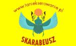 Logo: Skarabeusz Usługi Poligraficzne - Warszawa