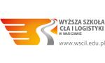 Logo: Wyższa Szkoła Cła i Logistyki - Warszawa