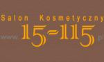 Logo: 15-115 Salon Kosmetyczny