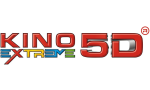 Logo: Kino 5D Extreme - Warszawa