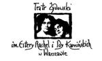 Logo: Teatr Żydowski - Warszawa