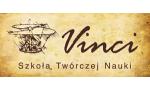 Logo: Vinci - Szkoła Twórczej Nauki