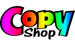 Logo: Copy Shop
