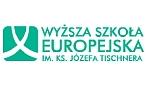 Logo: Wyższa Szkoła Europejska im. ks. Józefa Tischnera - Kraków