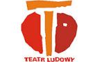 Logo: Teatr Ludowy - Kraków