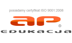 Logo: AP Edukacja - Gdańsk