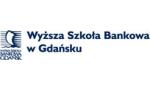 Logo: Wyższa Szkoła Bankowa - Gdańsk