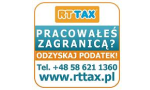 Logo: RT Tax Sp. z o. o.