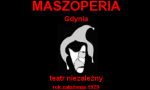 """Logo: Teatr niezależny """"Maszoperia"""" - Gdynia"""