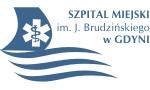 Logo: Szpital Miejski im. J. Brudzińskiego - Gdynia
